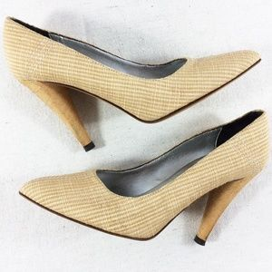 7 for all mankind Ditsy pumps